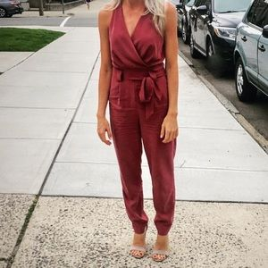 Express rustic colored Jumpsuit